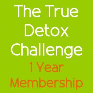 Detox Challenge Membership