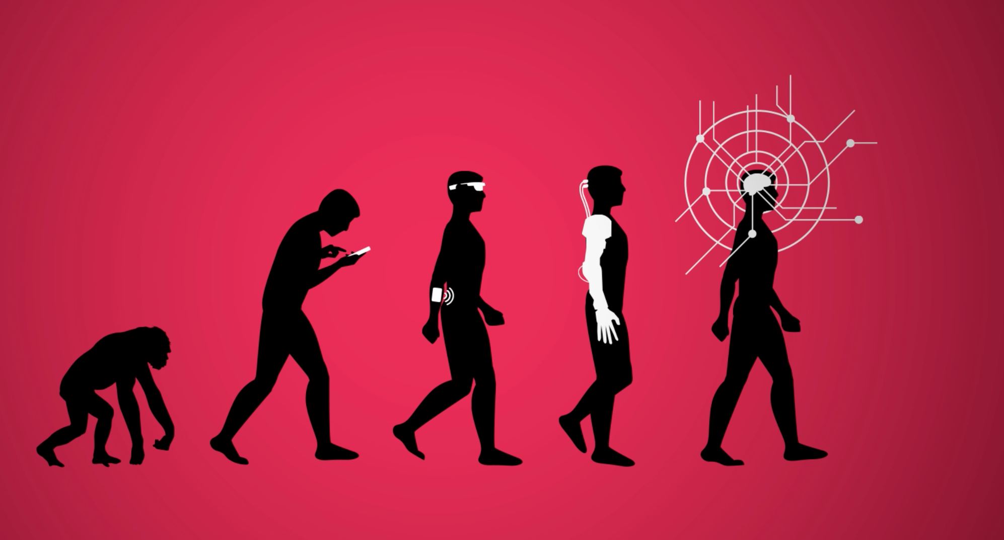 how technology has defined human evolution It has created a veritable torrent of technology that has given us the web, email, text messaging, and an array of applications, for example, myspace, facebook, twitter, and skype, that have.